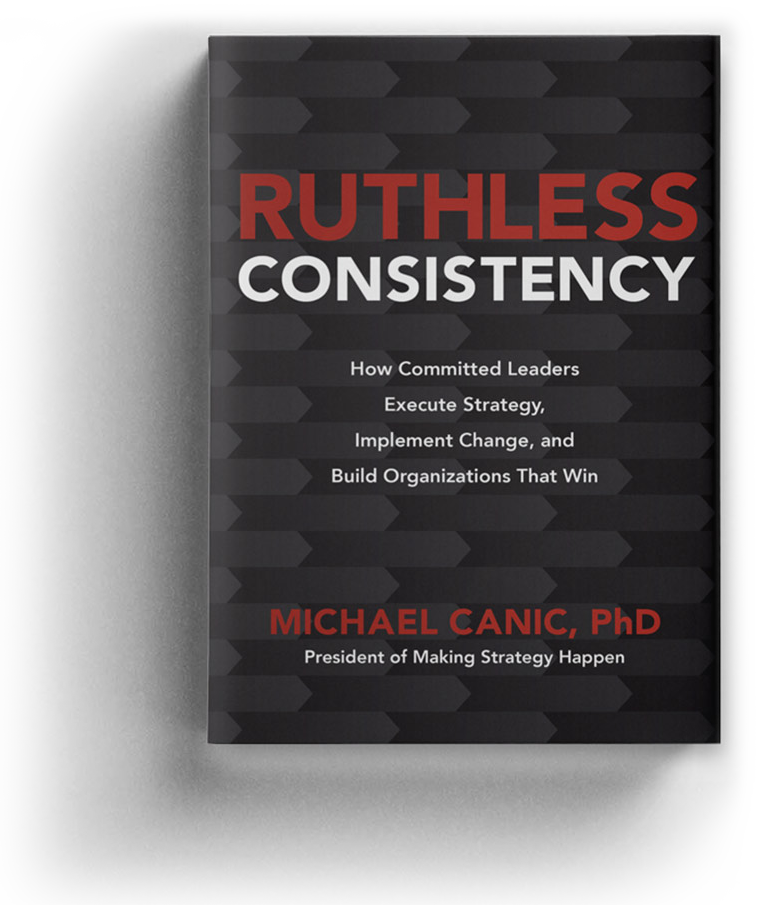Ruthless Consistency - The book