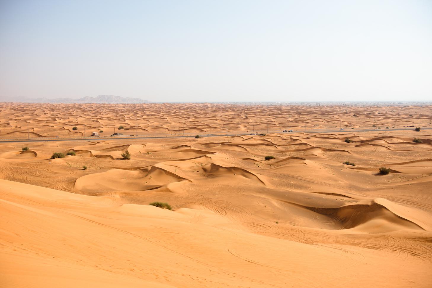 Selling Sand in the Arabian Peninsula