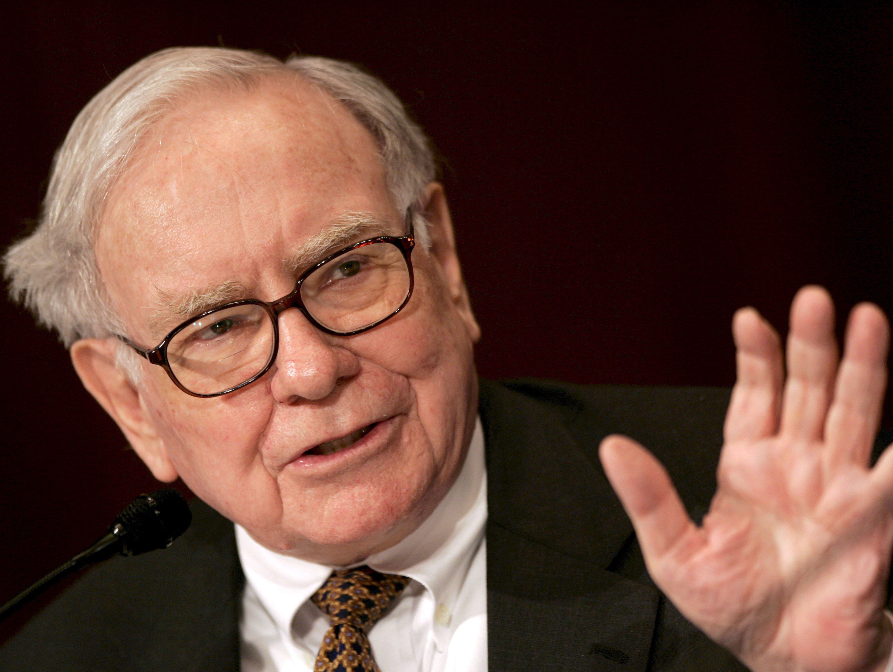 Warren Buffet talking about Strategy and Execution