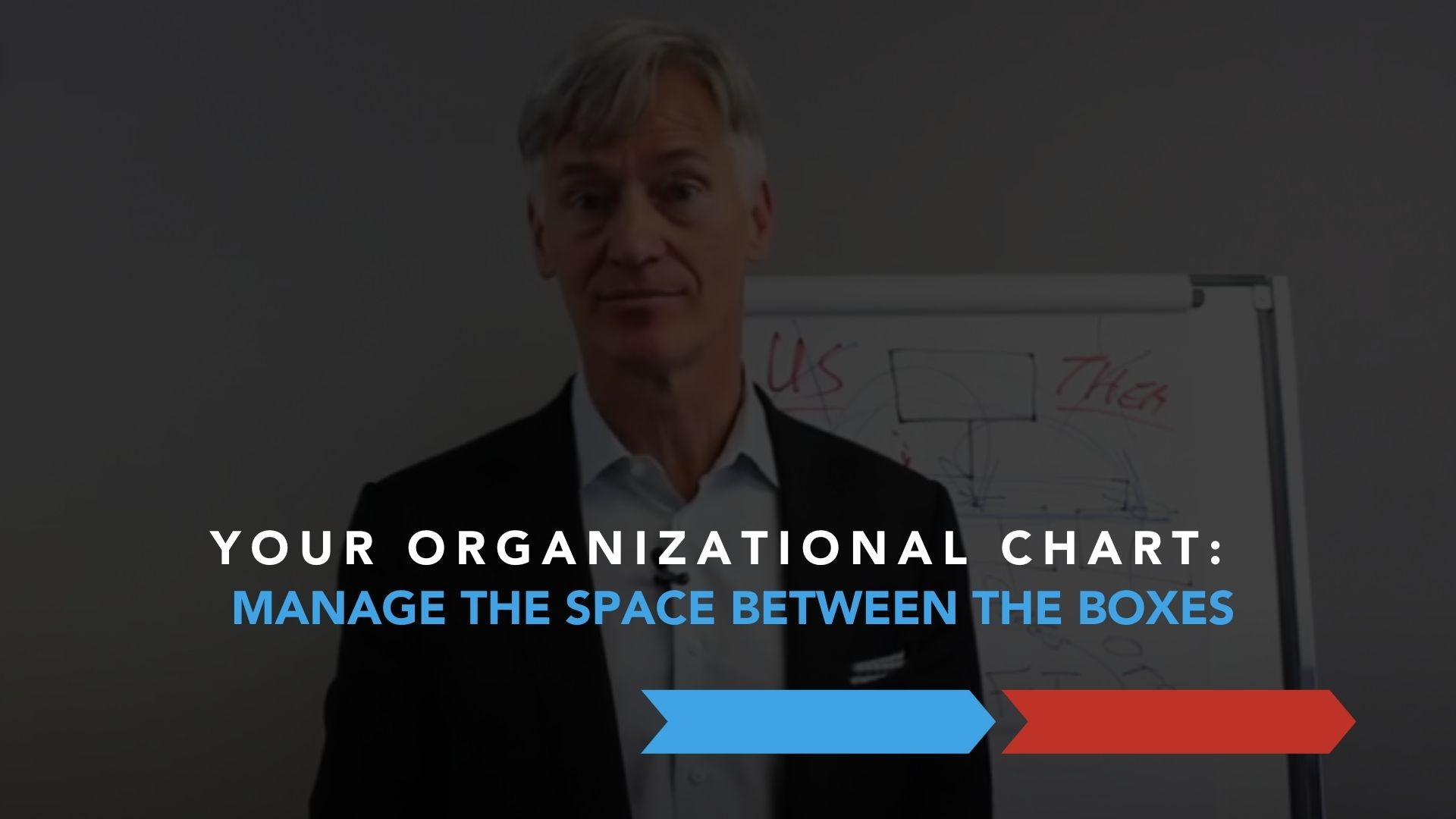 Your Organizational Chart: Manage the space between the boxes